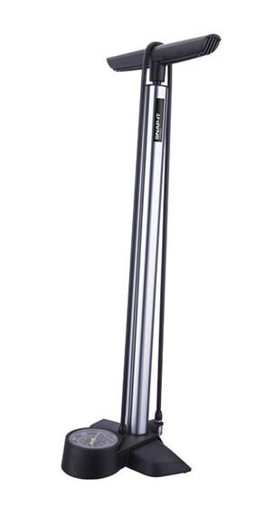 Birzman Maha - Apogee MTB II Fietspomp zilver
